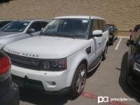 2013 Land Rover Range Rover Sport SC Limited Edition SUV in San Antonio
