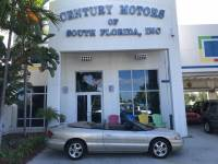 2000 Chrysler Sebring JXi Leather Seats Power Top Cruise Control Clean CarFax