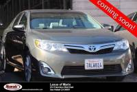 Pre Owned 2013 Toyota Camry Hybrid 4dr Sdn XLE (Natl)