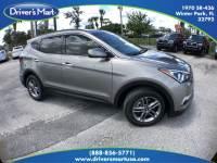 Used 2017 Hyundai Santa Fe Sport 2.4L  For Sale in Winter Park, FL   5XYZU3LB0HG406909 Winter Park