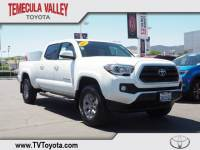 2017 Toyota Tacoma SR5 V6 Truck Double Cab 4x2 in Temecula