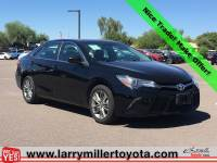 Certified 2017 Toyota Camry For Sale | Peoria AZ | Call 602-910-4763 on Stock #91896A