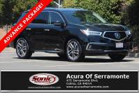 Used 2017 Acura MDX V6 with Advance Package For Sale in Colma CA   Stock: PHB000099   San Francisco Bay Area