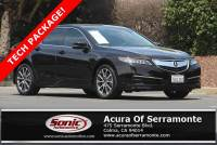 Used 2016 Acura TLX TLX 3.5 V-6 9-AT SH-AWD with Technology Package For Sale in Colma CA   Stock: PGA003327   San Francisco Bay Area