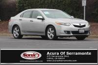 Used 2009 Acura TSX Base For Sale in Colma CA   Stock: T9C033618   San Francisco Bay Area