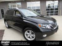 2012 LEXUS RX 450h AWD 4dr Hybrid SUV in Franklin, TN
