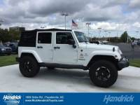 2017 Jeep Wrangler Unlimited Sahara Convertible in Franklin, TN