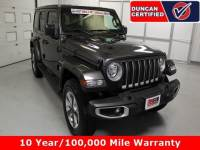 Used 2019 Jeep Wrangler Unlimited For Sale at Duncan's Hokie Honda | VIN: 1C4HJXEG9KW532183