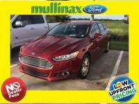 Used 2014 Ford Fusion SE Sedan I-4 cyl in Kissimmee, FL