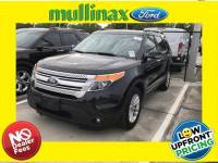 Used 2015 Ford Explorer XLT W/ NAV, Leather, Sync SUV V-6 cyl in Kissimmee, FL