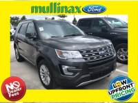 Used 2016 Ford Explorer XLT W/ Leather, Hands Free Liftgate SUV I-4 cyl in Kissimmee, FL