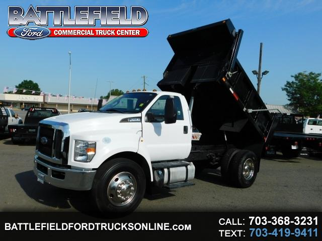 Photo 2016 Ford F-650 Regular Cab 2WD DRW