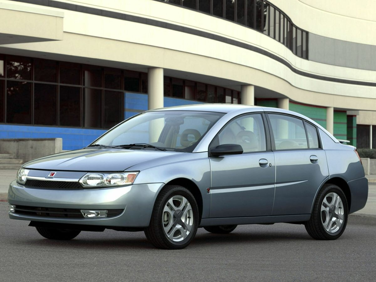 Photo Used 2003 Saturn ION 1 in West Palm Beach, FL
