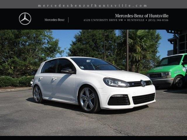 Photo 2013 Volkswagen Golf R 4-Door wSunroofNavigation Hatchback