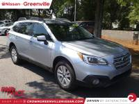 Pre-Owned 2017 Subaru Outback 2.5i Premium with SUV in Greenville SC
