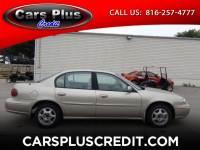 1999 Oldsmobile Cutlass 4dr Sdn GLS