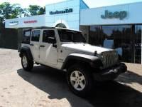 2018 Jeep Wrangler JK Unlimited Sport 4x4 SUV
