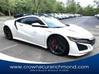 Pre-Owned 2017 Acura NSX Base (DCT) in Richmond VA