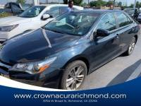 Pre-Owned 2016 Toyota Camry SE in Richmond VA