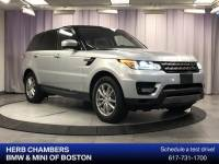 Pre-Owned 2017 Land Rover Range Rover Sport 3.0L V6 Supercharged SE SUV in Boston, MA