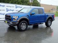 2017 Ford F-150 Truck SuperCab Styleside V-6 cyl Raptor (Certified) 368142A