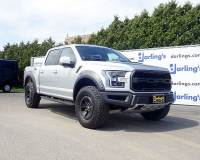 2018 Ford F-150 Truck SuperCrew Cab V-6 cyl Raptor (Certified) 920665