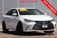 Used 2017 Toyota Camry Hybrid Hybrid XLE Sedan in Dublin, CA