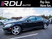 2012 Mercedes-Benz S-Class S550 AMG Sport Package