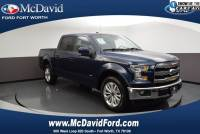 2016 Ford F-150 XLT Truck SuperCrew Cab V-6 cyl