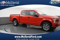 2018 Ford F-150 XL Truck SuperCrew Cab V-8 cyl