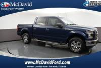2016 Ford F-150 XLT Truck SuperCrew Cab V-8 cyl