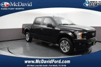2018 Ford F-150 Truck SuperCrew Cab V-8 cyl