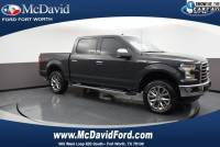 2017 Ford F-150 Truck SuperCrew Cab V-8 cyl
