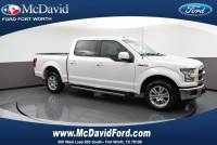 2015 Ford F-150 Truck SuperCrew Cab V-8 cyl