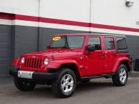 Used 2014 Jeep Wrangler Unlimited For Sale at Huber Automotive | VIN: 1C4BJWEG9EL223481