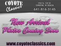 1974 Chevrolet Corvette 1LT Coupe Automatic