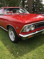 1966 Chevy Chevelle -Coupe