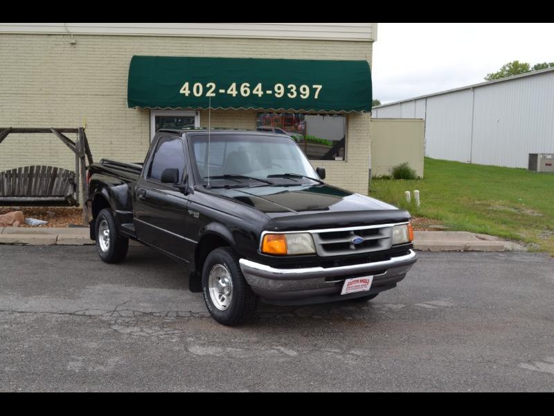 Photo 1997 Ford Ranger XLT Reg. Cab Short Bed 2WD
