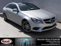 Pre-Owned 2014 Mercedes-Benz E-Class E 350 Coupe