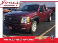 Pre-Owned 2009 Chevrolet Silverado 1500 Extended Cab Standard Box 4-Wheel Drive LT