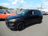 Certified Used 2018 Jeep Compass Altitude For Sale | Hempstead, Long Island, NY