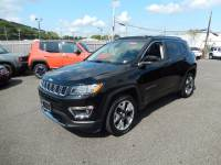 Certified Used 2018 Jeep Compass Limited For Sale | Hempstead, Long Island, NY
