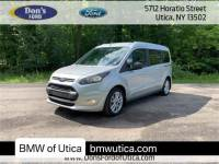 Pre-Owned 2015 Ford Transit Connect 4dr Wgn LWB XLT w/Rear Liftgate Full-size Passenger Van in Utica, NY