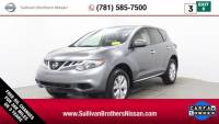 Certified Pre-Owned 2014 Nissan Murano S SUV For Sale in Kingston, MA