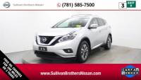 Certified Pre-Owned 2018 Nissan Murano SL SUV For Sale in Kingston, MA