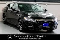 2019 Honda Accord Sport 1.5T Sedan in Boston