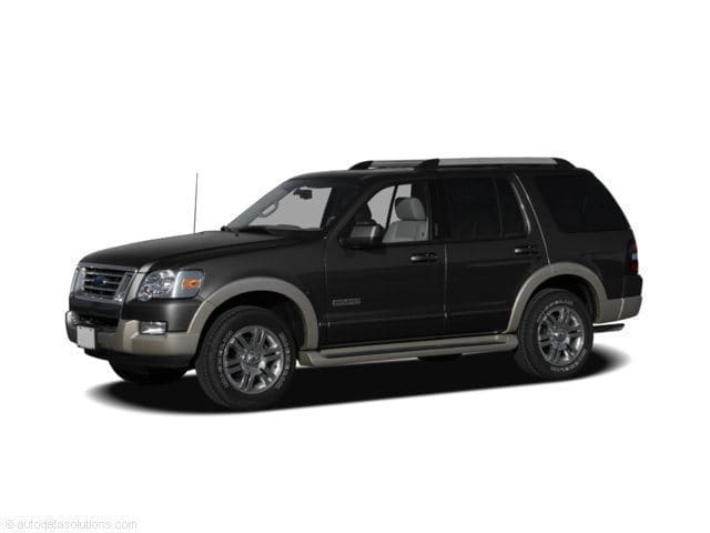 Photo Used 2006 Ford Explorer XLT 4WD in Houston, TX