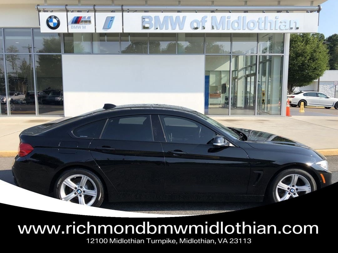 Photo Pre-Owned 2015 BMW 428 Gran Coupe in Midlothian VA