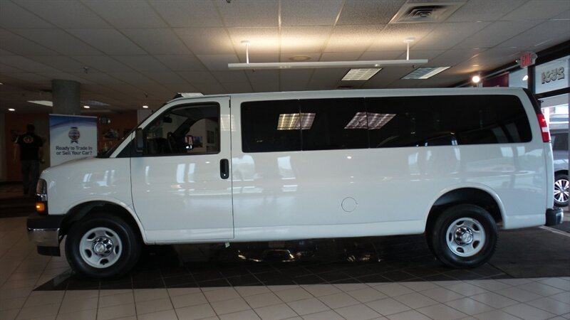 Photo 2018 Chevrolet Express Passenger LT 3500 for sale in Cincinnati OH