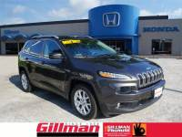 Used 2014 Jeep Cherokee SUV Latitude in Houston, TX